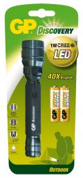 LED Baterka GP Leo103