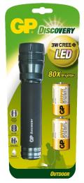 LED Baterka GP Leo404
